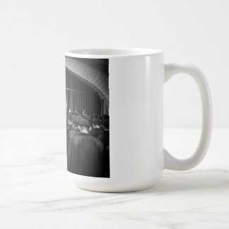 "Freeze Frame - Metropolis: ""Shift Change"" Mug"
