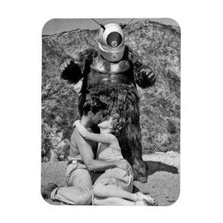 """Freeze Frame - """"Robot Monster"""" Magnet"""
