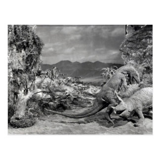 "Freeze Frame - ""The Lost World"" Postcard"