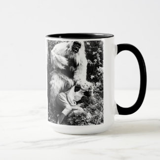 "Freeze Frame - ""White Pongo""  Mug"