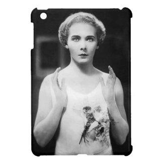 "Freeze Frame - ""Woman in the Moon"" iPad Mini Cases"