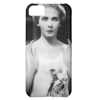 """Freeze Frame - """"Woman in the Moon"""" iPhone 5C Cover"""