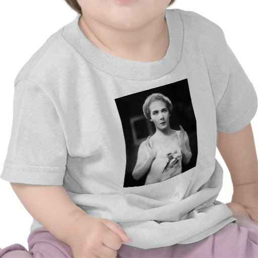 """Freeze Frame - """"Woman in the Moon"""" Tee Shirt"""