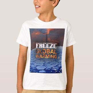 Freeze Global Warming Kid's Top