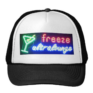 Freeze Ultralounge Trucker Hat