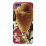 Freezer dessert flowers cases for iPhone 5
