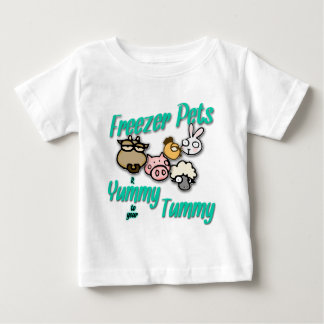 Freezer Pets R Yummy to your Tummy Infant T-shirt
