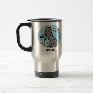 Freezer Warehouse Rat 15 Oz Stainless Steel Travel Mug