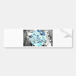 Freezing Bumper Stickers