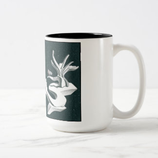Freezing Cold Two-Tone Coffee Mug