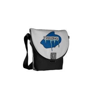 Freezing Messenger Bag