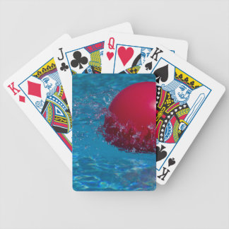 Freezing Motion Bicycle Playing Cards