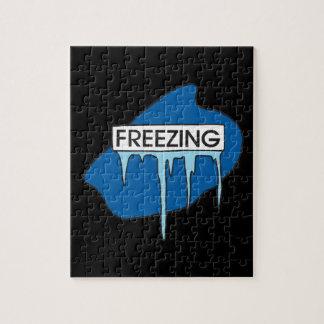 Freezing Puzzle