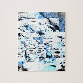 Freezing Jigsaw Puzzles