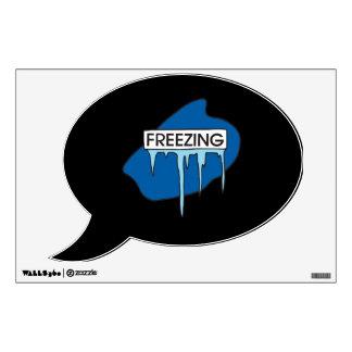 Freezing Wall Skins