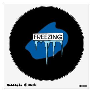 Freezing Wall Graphics