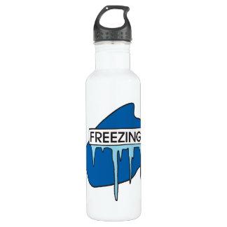 Freezing Water Bottle