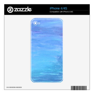 Freezing Water.jpg Skin For iPhone 4S
