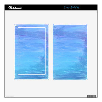 Freezing Water.jpg Skin For Kindle Fire
