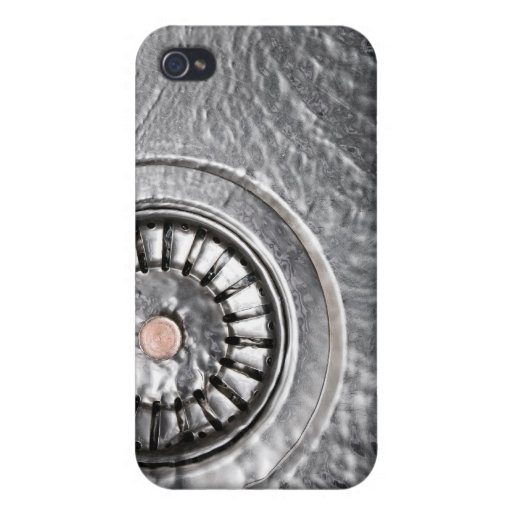 Fregadero iPhone 4 Carcasa