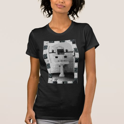 FREGADERO TESSA 1.jpg del PEDESTAL Camiseta