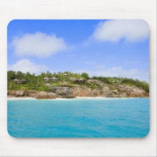 Fregate Island resort (PR) Mouse Pad