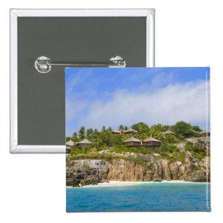 Fregate Island Resort (PR) Pinback Button