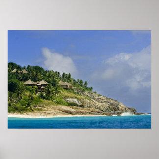 Fregate Island resort PR) Poster