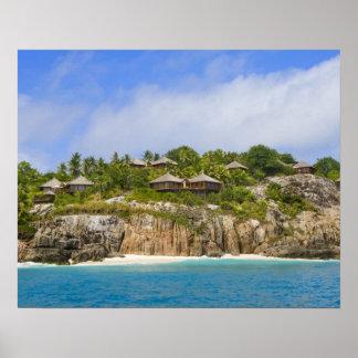 Fregate Island Resort (PR) Poster