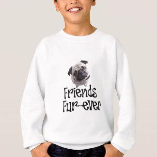 """Fregonas """"Piel-nunca de los amigos """" Remera"""