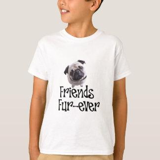 """Fregonas """"Piel-nunca de los amigos """" Remeras"""