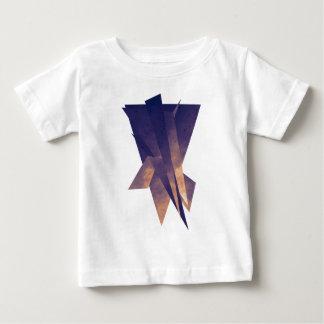 Frei-Flug-Form Baby T-Shirt