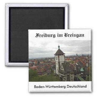 Freiburg 2 Inch Square Magnet