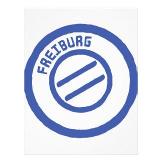 Freiburg Customized Letterhead