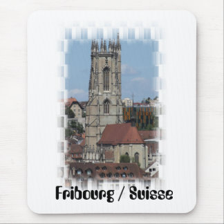 Freiburg/Fribourg mouse PAD