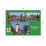 Freiburg Postcard