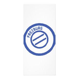 Freiburg Rack Card Design