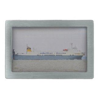 Freight Ferry Victorine Belt Buckles