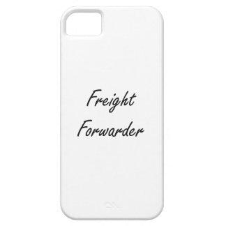 Freight Forwarder Artistic Job Design iPhone 5 Cases