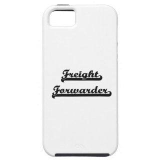 Freight Forwarder Classic Job Design iPhone 5 Covers