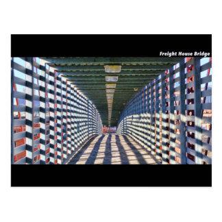 Freight House Bridge Postcard
