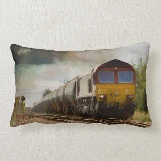 Freight Train cushion