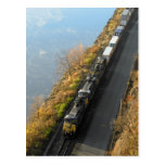 Freight Train Post Cards