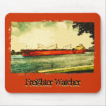 Freighter Watcher Mouse Pad