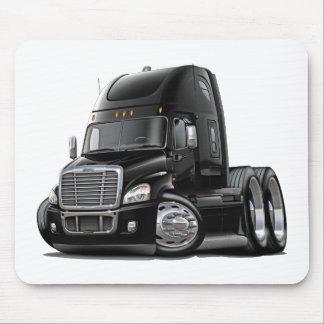 Freightliner Cascadia Black Truck Mousepad