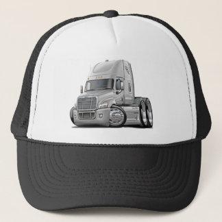 Freightliner Cascadia White Truck Trucker Hat