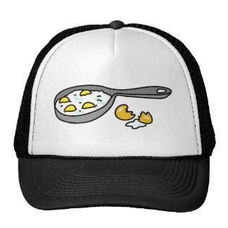 freír-huevos gorra