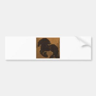 Freisian Neutral Bumper Sticker
