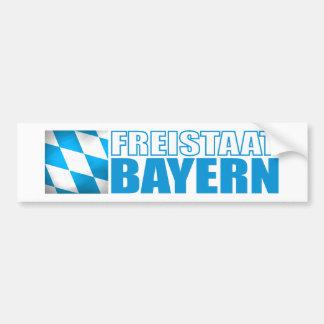 Freistaat Baviera Pegatina De Parachoque