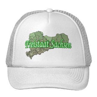 Freistaat Sachsen Trucker Hat